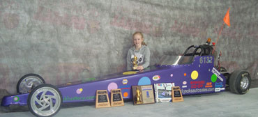 megan's jr dragster